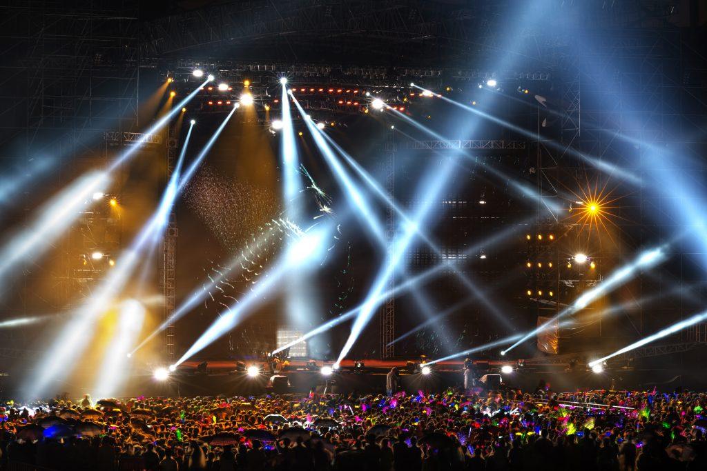 Glasto best music festival in the world