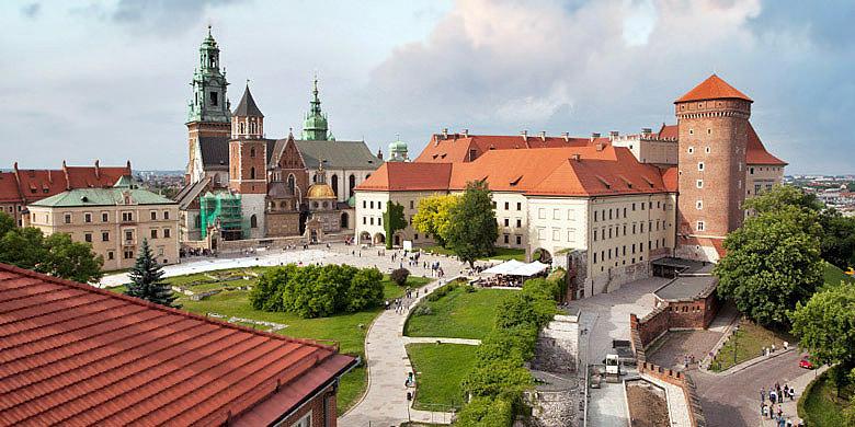 Krakow doing it cheap