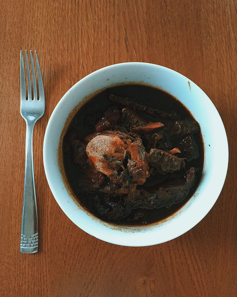 Pepperpot, Guyana national dish