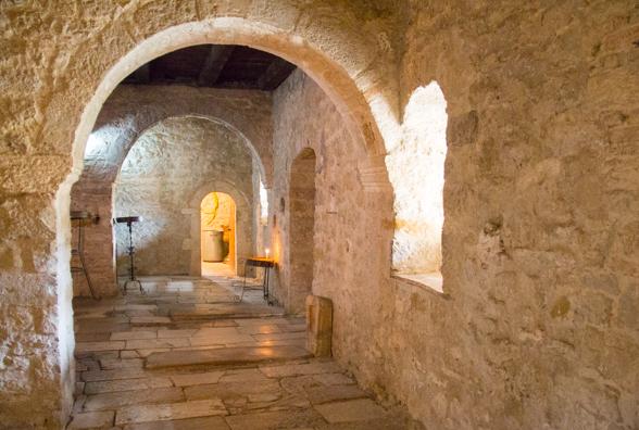 Byzantine Ardenica Monastery in Albania