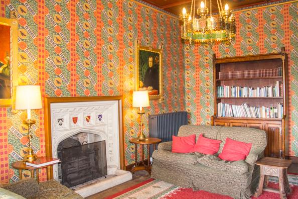 Sitting Room at the Grange in Ramsgate, Kent