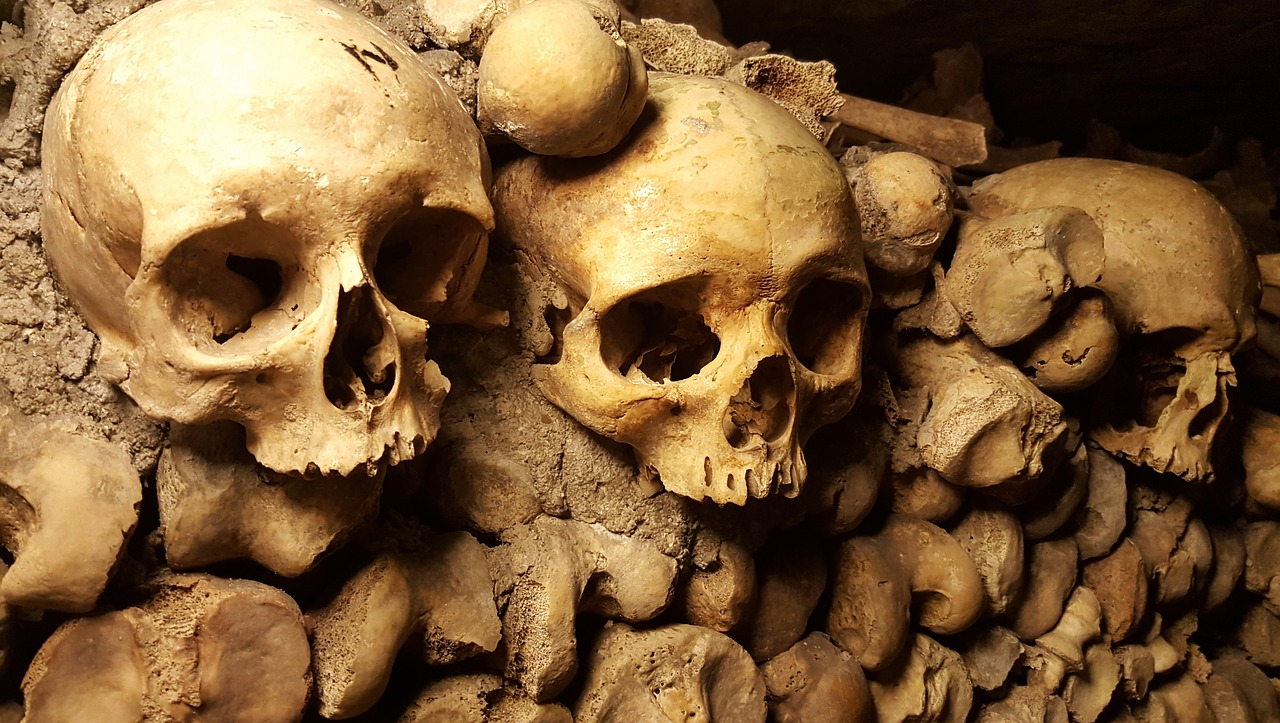 catacombs a must see