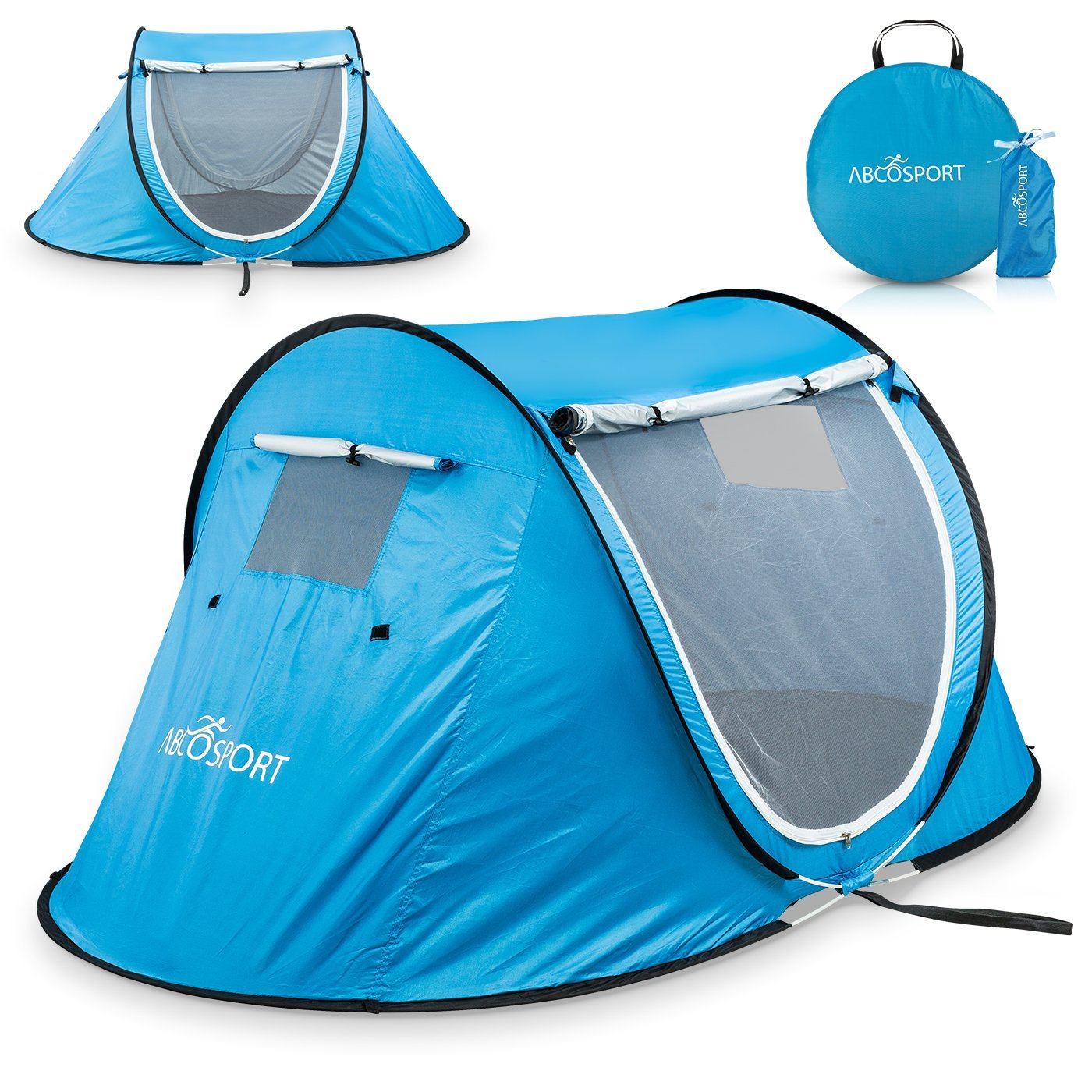 best quick to set up small tents